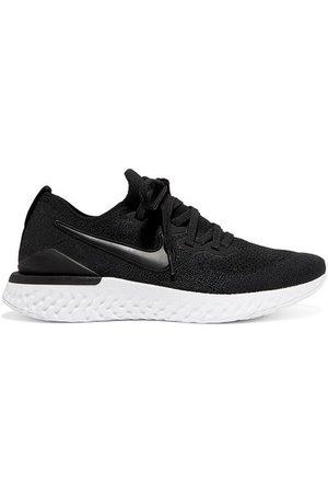 Nike | Epic React Flyknit sneakers | NET-A-PORTER.COM