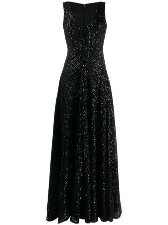 Talbot Runhof Tottori Dress - Farfetch