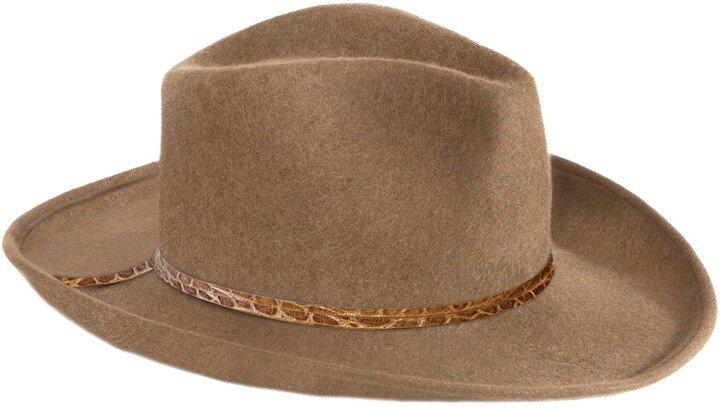 Wool Western Hat