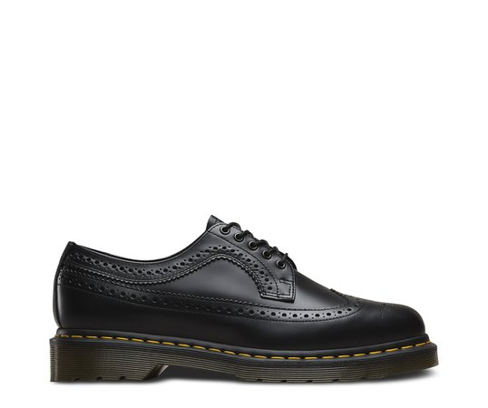 3989 YELLOW STITCH | 3989 Brogue Shoes | The Official US Dr Martens Store