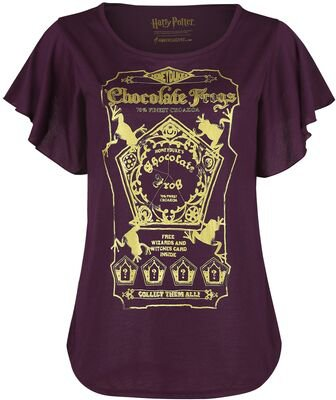 Chocolate Frog   Harry Potter T-Shirt   EMP