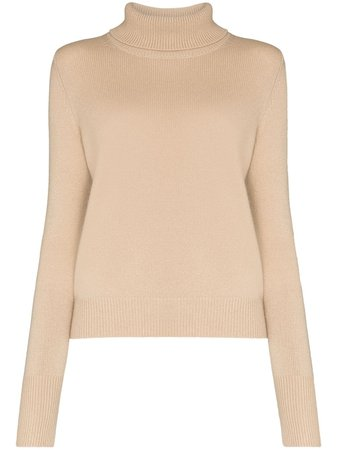 Joseph Turtleneck Cashmere Jumper - Farfetch