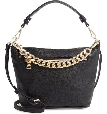 Steve Madden Mini Faux Leather Bucket Bag | Nordstrom
