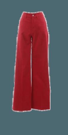 moodboard png filler nichememe polyvore red pants cloth...