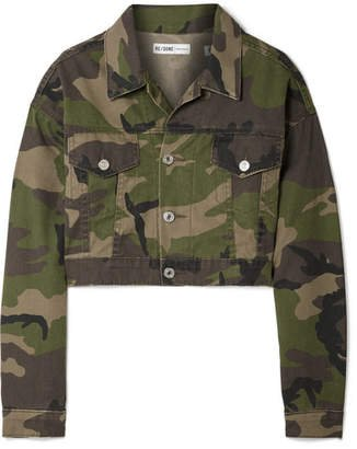 cropped camo jacket womens - Google Search