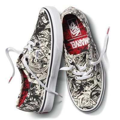 Marvel Comic Sneakers