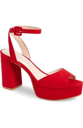 Chinese Laundry Theresa Platform Sandal (Women)   Nordstrom
