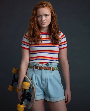 Max from stranger things