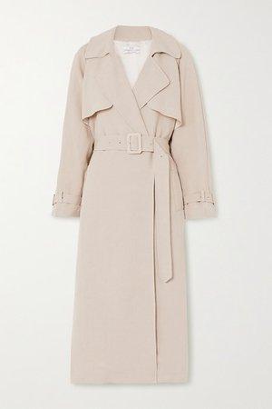 Co   Woven trench coat   NET-A-PORTER.COM