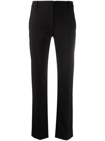 Valentino Tailored slim-fit Trousers - Farfetch