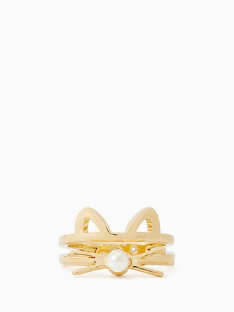 out west cat ring | Kate Spade New York