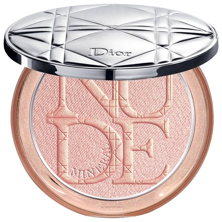 DIOR - Diorskin Nude Luminizer Shimmering Glow Powder - Pink Glow