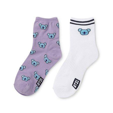 bt21 socks
