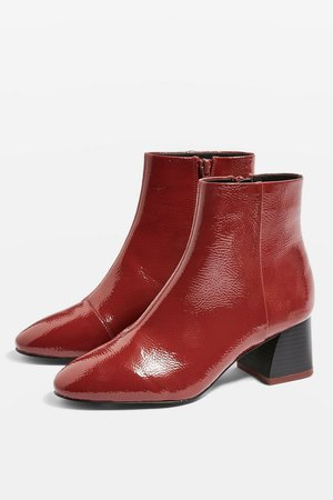 BABE Heeled Boots - Shoes- Topshop USA