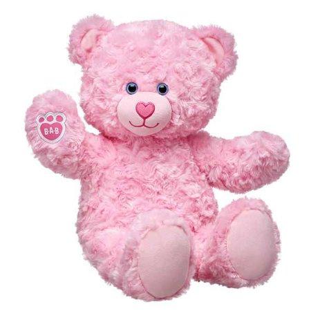 Pink Cuddles Teddy