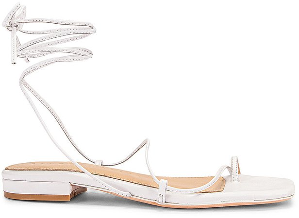 1.1 Sandal in White | FWRD