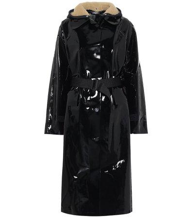 KASSL Editions - Coated cotton coat | Mytheresa