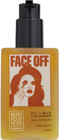 Face Off Oil to Milk Cleanser