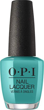 OPI Nail Lacquer, I'm On A Sushi Roll