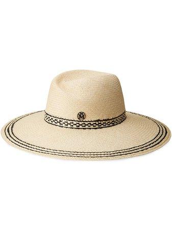 Maison Michel Virginie straw sun hat