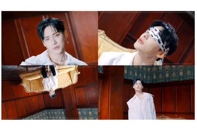 Shadow 'Under Cover' M/V