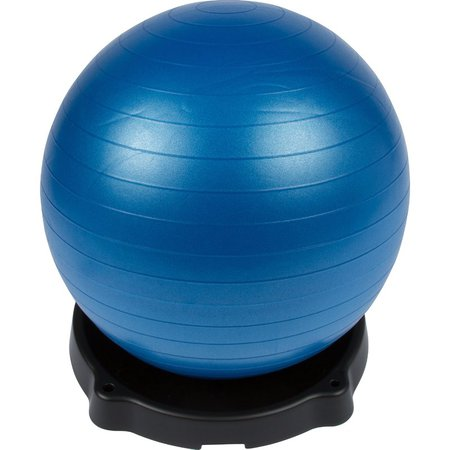 Trademark Innovations Yoga Exercise Ball Base and Stand | Wayfair.ca