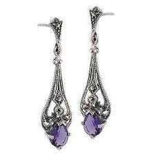amethyst jewelry - Google Search
