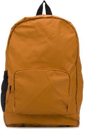 Ultralight coated backpack