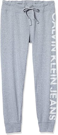 Calvin Klein Women's Logo Jogger Sweatpants