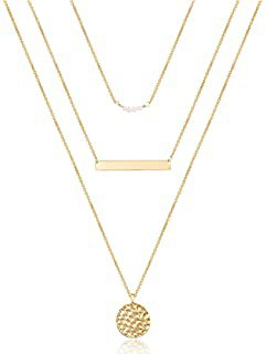 Amazon.com : layered necklaces