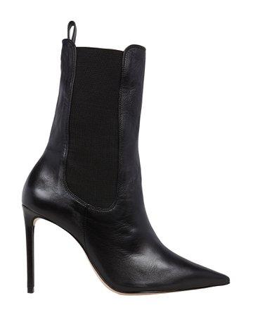 Schutz | Zarina Leather Chelsea Booties | INTERMIX®