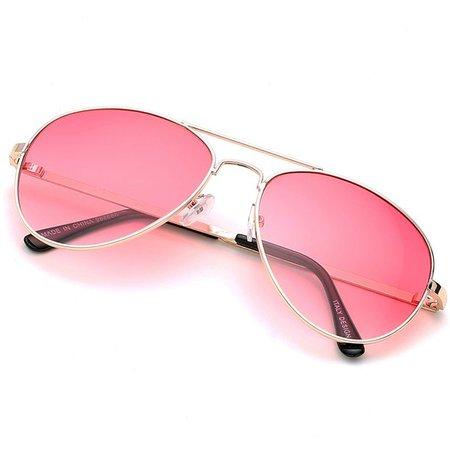 Falari - Aviator Sunglasses for Men Women Vintage Sports Driving Mirrored - Walmart.com - Walmart.com