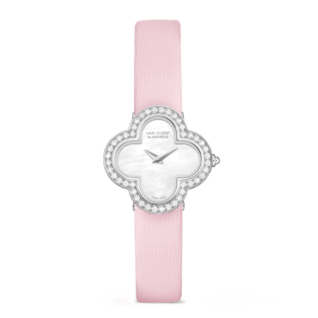 Alhambra watch, small model - VCARM95800- Van Cleef & Arpels