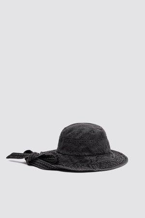 WASHED EFFECT BUCKET HAT | ZARA United States