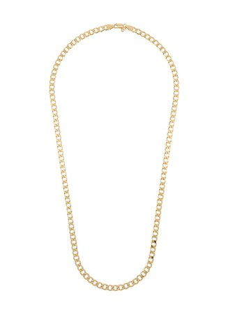 Maria Black Chain Necklace - Farfetch