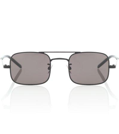 Square Sunglasses - Saint Laurent | Mytheresa
