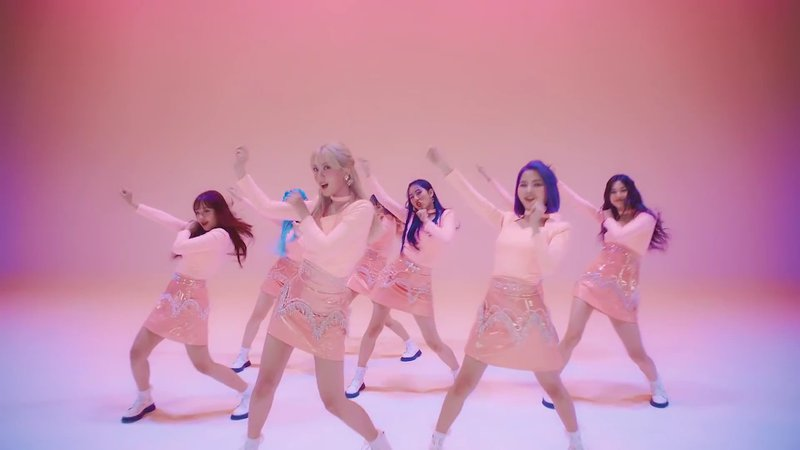 """""""Magic Spell"""" MV - Dance Scene"""