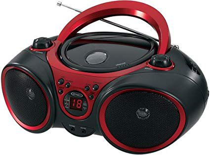 Jensen CD-490 Sport Stereo CD Player with AM/FM Radio and Aux Line-In: Amazon.ca: Electronics