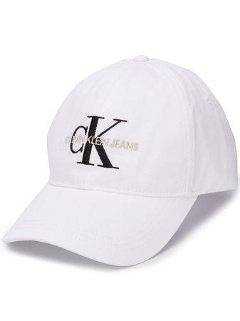 Calvin Klein Logo Baseball Cap - Farfetch