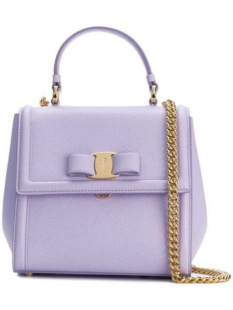 Salvatore Ferragamo Vara Bow Shoulder Bag $1,250 - Buy SS18 Online - Fast Global Delivery, Price