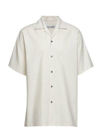 Carter Shirt - Pinstripe (Pinstripe) (900 kr) - Martin Asbjørn - | Boozt.com