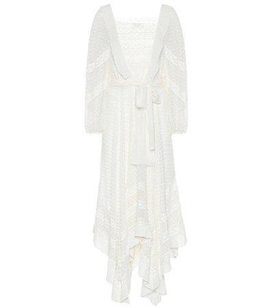 Unbridled midi dress