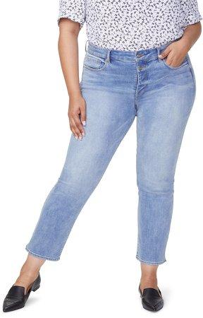 Marilyn Ankle Straight Leg Jeans