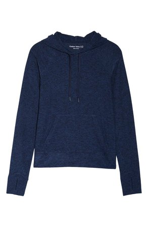 Outdoor Voices All Day Hoodie   Navy
