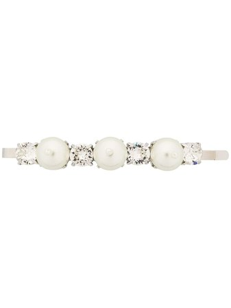 Shop white Simone Rocha hair clip with Express Delivery - Farfetch