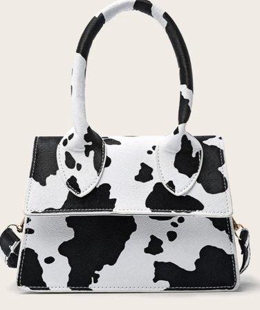 cow purse