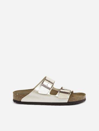 Birkenstock Arizona Pearl Effect Sandals