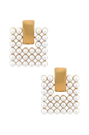 8 Other Reasons Forever Earring in Pearl | REVOLVE