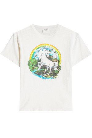 Unicorn Dream Cotton T-Shirt Gr. L
