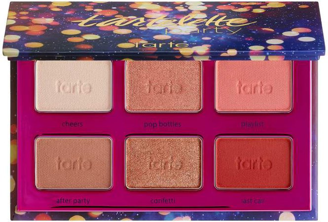 Tartelette Party Amazonian Clay Eyeshadow Palette